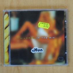 DJ KUN - KILOMBO IN THE MIX - CD