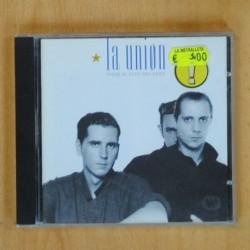 LA UNION - VIVIR AL ESTE DEL EDEN - CD