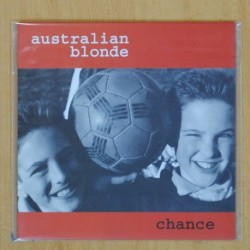 AUSTRALIAN BLONDE - CHANCE - SINGLE
