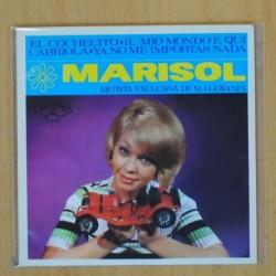 MARISOL - EL COCHECITO + 3 - EP
