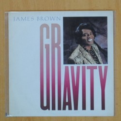 JAMES BROWN - GRAVITY - SINGLE