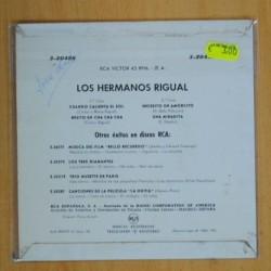 RAMONCIN - LA VIDA EN EL FILO - GATEFOLD - LP [DISCO VINILO]