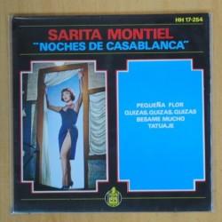 SARITA MONTIEL - NOCHES DE CASABLANCA - EP