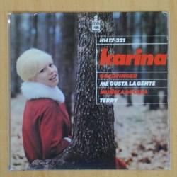 KARINA - GOLDFINGER + 3 - EP