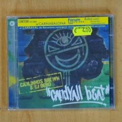 CARLINHOS BROWN & DJ DERO - CANDYALL BEAT - CD