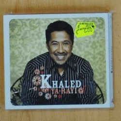 KHALED - YA RAYI - CD