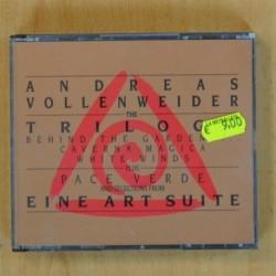ANDREAS VOLLENWEIDER - TRILOGY - CD