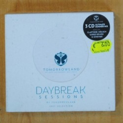 VARIOS - DAYBREAK SESSIONS BY TOMORROWLAND 2017 SELECTION - 3 CD