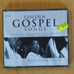 VARIOS - GOLDEN GOSPEL SONGS - 2 CD