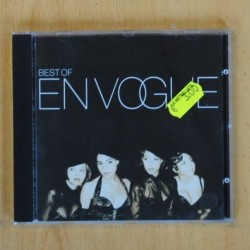 EN VOGUE - BEST OF - CD