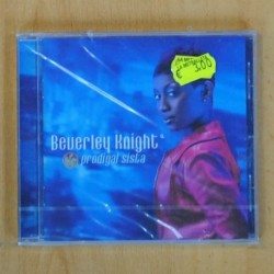BEVERLEY KNIGHT - PRODIGAL SISTA - CD