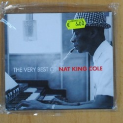 NAT KING COLE - THE VERY BEST OF - 2 CD