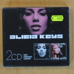 ALICIA KEYS - AS I AM / UNPLUGGED - 2 CD