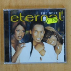 ETERNAL - THE BEST - CD