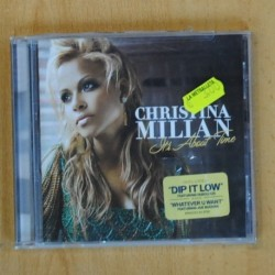 CHRISTINA MILIAN - IT´S ABOUT TIME - CD