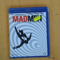 MAD MEN - TEMPORADA CUATRO - BLU RAY