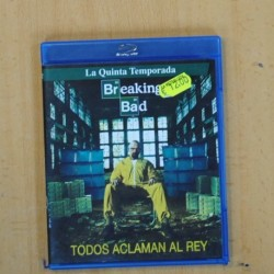 BREAKING BAD - QUINTA TEMPORADA - BLU RAY
