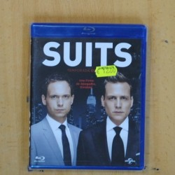 SUITS - TEMPORADA CUATRO - BLU RAY