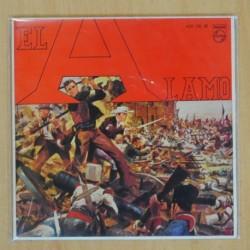 DIMITRI TIOMKIN - EL ALAMO - EP