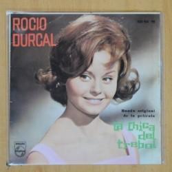 ROCIO DURCAL - LA CHICA DEL TREBOL - EP