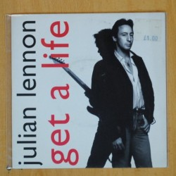 JULIAN LENNON - GET A LIFE - SINGLE