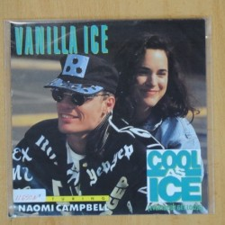 VANILLA ICE - COOL AS ICE - SINGLE