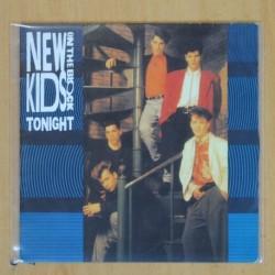 NEW KIDS ON THE BLOCK - TONIGHT - SINGLE