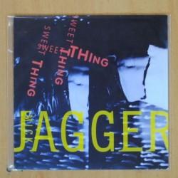 MICK JAGGER - SWEET THING / WANDERING SPIRIT - SINGLE