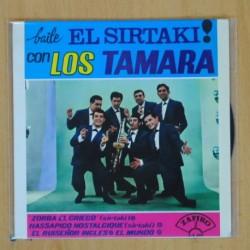 LOS TAMARA - ZORBA EL GRIEGO + 3 - EP