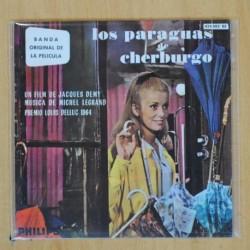 MICHEL LEGRAND - LOS PARAGUAS DE CHERBURGO - EP
