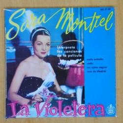 SARA MONTIEL - LA VIOLETERA - EP