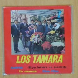 LOS TAMARA - AMERICA + 3 - EP