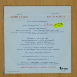 TITO RODRIGUEZ - LA CASA + 3 - EP [DISCO VINILO]