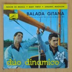 DUO DINAMICO - BALADA GITANA + 3 - EP