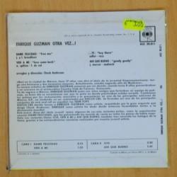 RUBI - DIME DONDE / UN MILLON POR CADA GOLPE - SINGLE [DISCO VINILO]