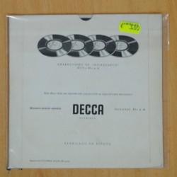 FRANCISCO HEREDERO - CATEDRAL DE WINCHESTER + 3 - EP [DISCO VINILO]