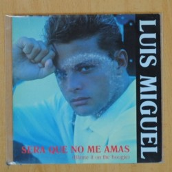 LUIS MIGUEL - SERA QUE NO ME AMAS - SINGLE
