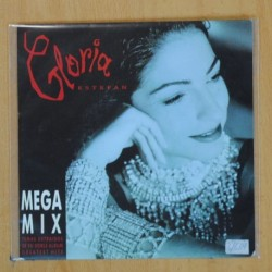 GLORIA ESTEFAN - MEGA MIX / CHRISTMAS THROUGH YOUR EYES - SINGLE