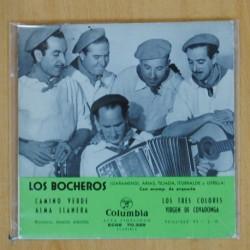 LOS BOCHEROS - CAMINO VERDE + 3 - EP