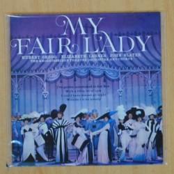 FREDERICK LOEWE - MY FAIR LADY - EP