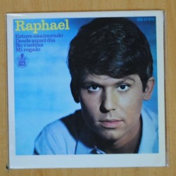 RAPHAEL - ESTUVE ENAMORADO + 3 - EP
