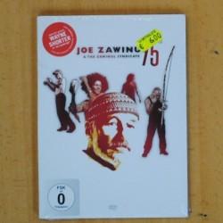 JOE ZAWINUL & THE ZAWINUL SYNIDCATE - 75 - DVD