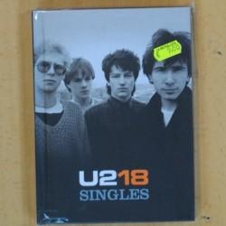 U2 - U218 SINGLES - CD + DVD