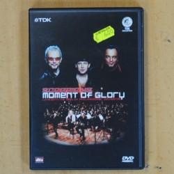 SCORPIONS - MOMENT OF GLORY - DVD