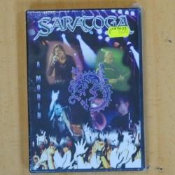 SARATOGA - A MORIR - DVD