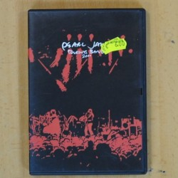 PEARL JAM - TOURING BAND 2000 - DVD
