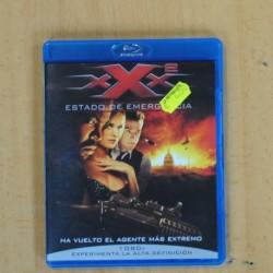 XXX 2 ESTADO DE EMERGENCIA - BLU RAY