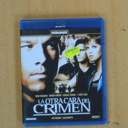 LA OTRA CARA DEL CRIMEN - BLU RAY