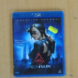 AEON FLUX - BLU RAY