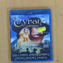 CYRANO DE BERGERAC - BLU RAY